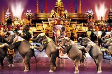 Phuket FantaSea Show e cena