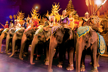 Phuket Fantasea (spectacle uniquement)