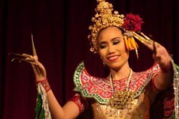 Rundtur i Bangkok med thailändsk middag och klassisk dans