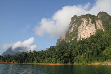 Safari nella giungla di un giorno intero a Khao Sok da Phuket