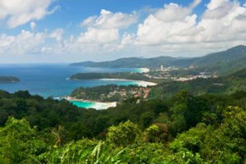 Stadstur med sightseeing i Phuket
