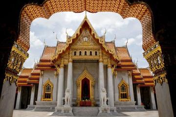 Tour dei Templi di Bangkok, incluso il Buddha reclinato del Wat Pho