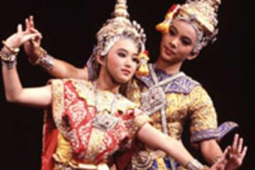 Tour di mezza giornata del villaggio tailandese Sampran Riverside da
