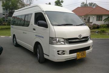 Transfert à l'arrivée de Pattaya