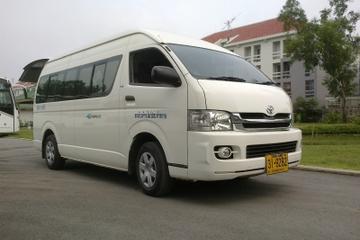 Vertrektransfer vanuit Pattaya