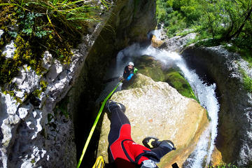 Globoski Potok Creek Canyoning