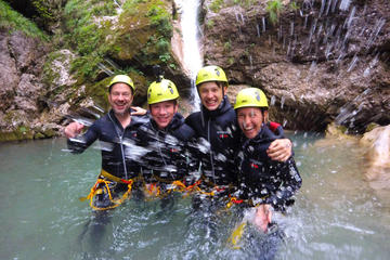 Susec Canyoning Experience from Bovec