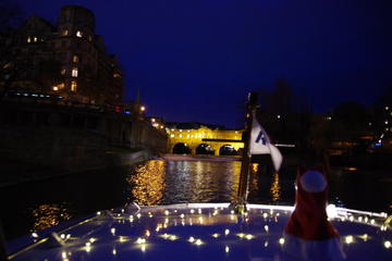 Bath Christmas Market Festive River...