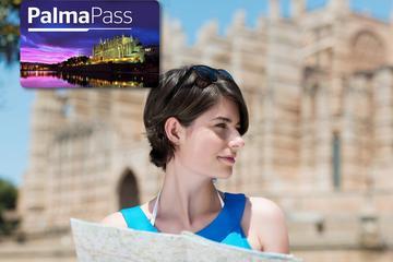 Cartão da Cidade de Palma de Mallorca e Passe Turístico