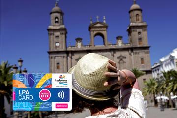 Excursion en bord de mer à Gran Canaria: Las Palmas Card