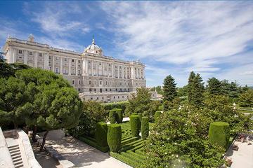 Madrid Card Palais royal