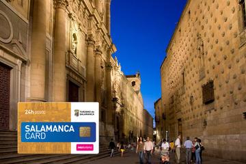 Salamanca Card y tarjeta turística