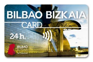 Tarjeta turística Bilbao Bizkaia