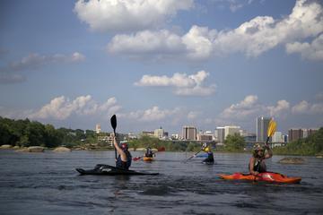 Book 2-Day Intro to White Water Kayaking on Viator
