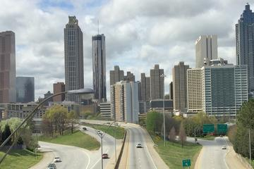 Atlanta The Walking Dead and Hunger Games Film Location Tour
