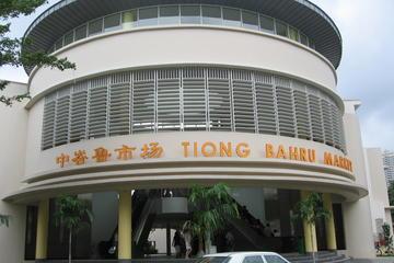 シンガポールのティオン・バル団地