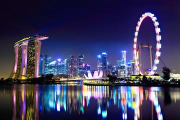 シンガポール準個別4泊ツアー