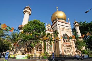 シンガポール発チャンギ教会と博物館半日ツアー
