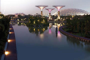 Bon Singapore Gardens By The Bay Admission Ticket With Transfers   Singapore