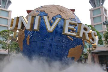 Endagskort för Universal Studios Singapore