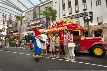 Evite as filas: Excursão VIP na Universal Studios de Cingapura com...