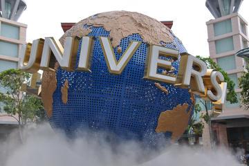 Pass d'une journée Universal Studios Singapore avec transfert en...