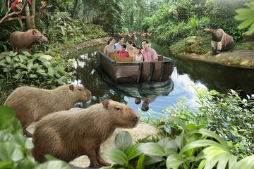River Safari-Erlebnis in Singapur