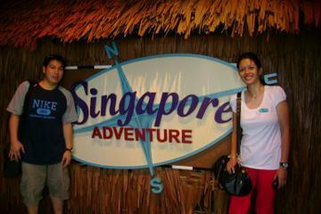 Sentosa Island Tour med Singapores...