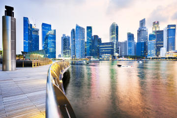 Singapore Arrival Transfer: Airport to Singapore Cruise Center