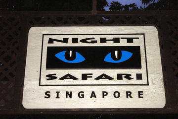 Singapore Night Safari with Priority Tram Boarding