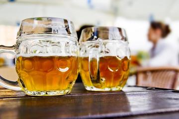 Tiger Brewery-Führung mit Bier-Kostproben in Singapur