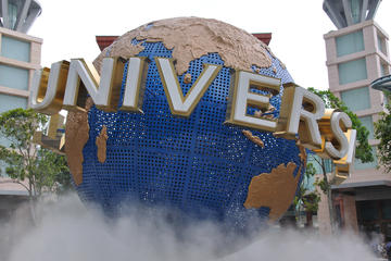Universal Studios Singapore One-Day Pass samt valgfri transport