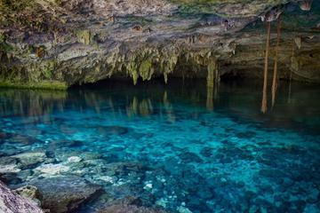 Maya-Cenote und Tulum-Besuch von Cancún aus