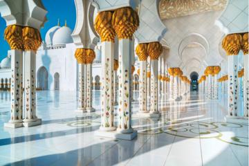 Abu Dhabi Guided City Tour From Ras...