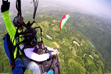 Private Day Tour of Xi'an Gliding Parachute Experience