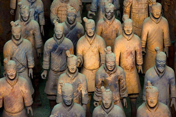 Private day trip of Terracotta Army and the highlights scenic spots in Xi'an