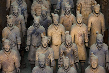 Private experience tour and a visit to the Terracotta Army Museum