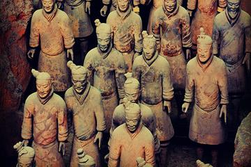 Private Tour: Terracotta Warriors, Banpo Neolithic Village, and Wine Tasting