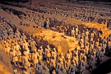 Private Xi'an Highlights Tour with Professional Photographer/Videographer