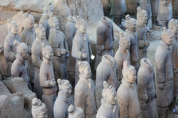 Self-Guided Private Day Tour: Tickets For The Terracotta Warriors...