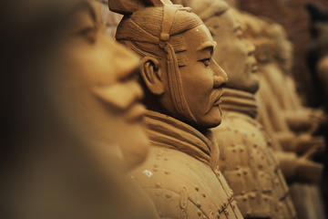 Self-Guided Private Day Tour: Tickets For The Terracotta Warriors With Chauffeur Service