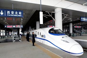 Xi'an North Railway Station Private Transfer Service and Price Per Car