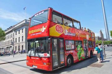 24-Hour Dublin Hop-On Hop-Off Bus 2 Routes and Malahide Castle...