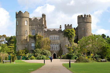 48-Hour Dublin Hop-On Hop-Off Bus 2 Routes and Malahide Castle...