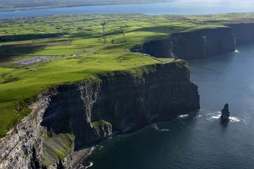 Cliffs of Moher and Doolin Village from Dublin