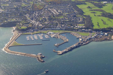 Howth Village and Malahide Castle...