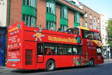 Visite touristique avec circuit à arrêts multiples à Dublin