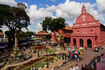 Excursión privada: Malaca histórico, excursión de día completo desde...