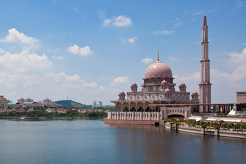 Excursion privée d'une journée à Putrajaya au départ de Kuala Lumpur