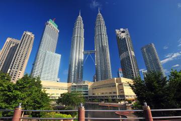 Kuala Lumpur Landausflug: Sehenswürdigkeiten der Stadt